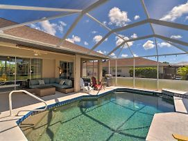 New-Home W/ Pvt Pool + Gas Grill, 6 Mi To Beaches! photos Exterior