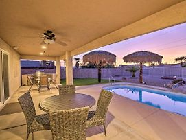 Home W/ Pool & Fire Pit, 3 Mi To Lake Havasu! photos Exterior