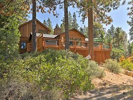 Hillside Home W/ Hot Tub & Lake Tahoe Access! photos Exterior