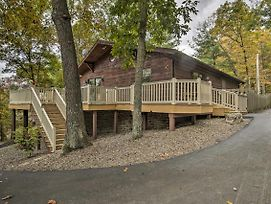 Raystown Lake Cabin With Docked Houseboat Access photos Exterior
