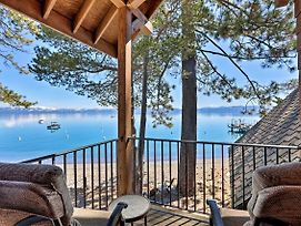 New-Lakefront Tahoe Home, Steps To Homewood Resort photos Exterior