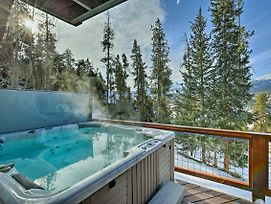 Chalet With Hot Tub Less Than 3Mi To Breck Main St And Gondola photos Exterior