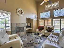 Cathedral City Home W/ Heated Saltwater Pool! photos Exterior