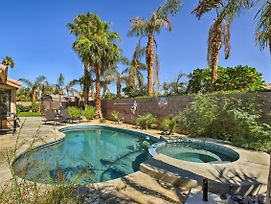 Private Desert Oasis W/ Pool, Spa & Golf Course! photos Exterior