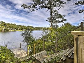 Waterfront Pocasset House W/Pvt Dock & Hot Tub photos Exterior