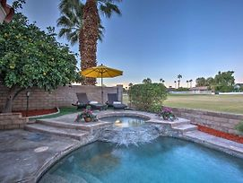 Golf Course Paradise With Pool And Spa In La Quinta! photos Exterior