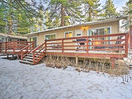 Cozy Home W/Deck & Bbq-300 Yards To Lake Tahoe photos Exterior
