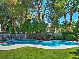 Las Vegas House W/Pool & Hot Tub - 1 Mile To Strip photos Exterior