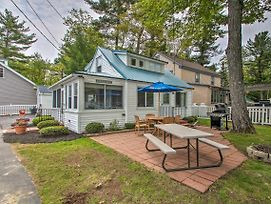 Sebago Lake Cottage W/ Patio + Beach Access! photos Exterior