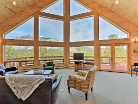 Secluded Nathrop Chalet W/ Mtn Views + 17 Acres! photos Exterior