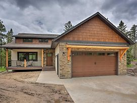 Newly Built! Black Hills Cabin By Atv/Snowmobiling photos Exterior