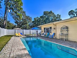Seminole Home W/Pool, 7 Min To Madeira Beach! photos Exterior