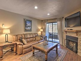 Chic Breck Condo: Ski-In/Ski-Out At Peak 8! photos Exterior