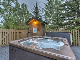Updated Steamboat Springs Condo W/ Hot Tub Access! photos Exterior