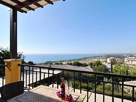 1 Bedroom Apartment Pyrgos With Beautiful Sea And Sunset Views, Aphrodite Hills Resort photos Exterior