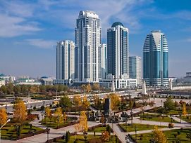 Grozny City Hotel photos Exterior