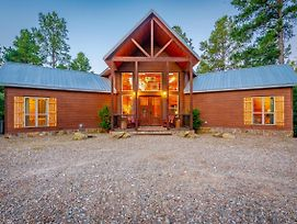 Stained Glass Hill Cabin photos Exterior