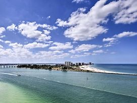 New! Clearwater Beach Penthouse W/ 2 Balconies! photos Exterior