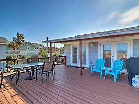 Amelia Island Oceanfront Cottage With Deck And Grill! photos Exterior