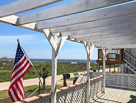 Surfside Beach Home W/Deck- 300 Ft From The Gulf! photos Exterior
