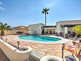 Lake Havasu City Cottage W/Pool, Spa & Lake Views! photos Exterior