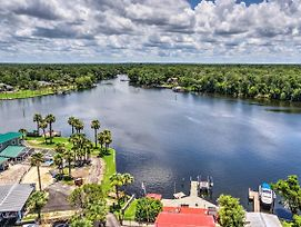 Homosassa River Home W/ Private Boat Ramp & Kayaks photos Exterior