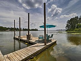 Jordan Lake Home W/Shared Dock & Boat Slip! photos Exterior