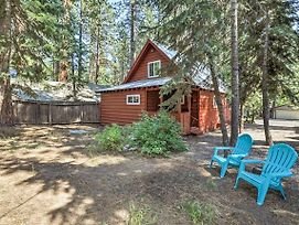 Lake Tahoe Cabin, 10 Min Walk To Kings Beach! photos Exterior