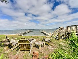Emerald Isle Waterfront Retreat W/Dock Access photos Exterior