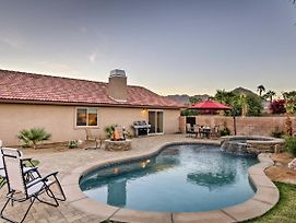 Luxurious La Quinta Home With Pristine Pool And Spa! photos Exterior
