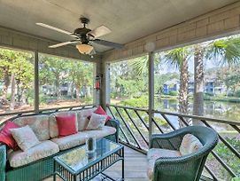 Kiawah Island Condo W/Patio - Mins To Beach & Golf photos Exterior