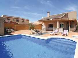 Awesome Home In Cartagena W/ Wifi, Outdoor Swimming Pool And 3 Bedrooms photos Exterior