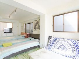 Modern Apt At Shinjuku 2Chome/Two Double Beds/Max 4Ppl photos Exterior