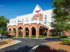 Hampton Inn Charlotte-Belmont At Montcross photos Exterior