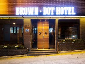 Brown Dot Hotel Business Busan Station photos Exterior