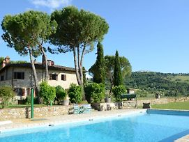 Cosy Holiday Home In Radda In Chianti With Swimming Pool photos Exterior