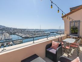Quai St Pierre Stunning 5 Duplex Balcony - Breathtaking View On Old Harbor photos Exterior