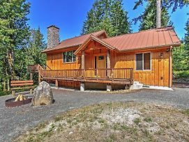 'Right Arm Ranch' Family Cabin In Port Angeles! photos Exterior