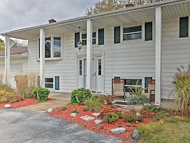 Charming Bay City House W/Deck -Walk To Lake Huron photos Exterior