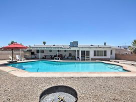 Lake Havasu Home W/Heated Pool 3 Mins To Town/Lake photos Exterior