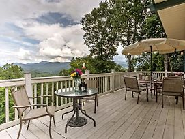 Secluded Home In The Woods W/Smoky Mountain Views! photos Exterior