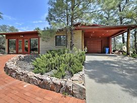 New! Secluded 'Forest Retreat' Cottage In Prescott photos Exterior