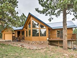 New! 5-Acre Westcliffe Mtn Home W/Deck-Near Trails photos Exterior