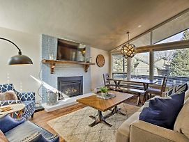 New! Vail Condo W/Deck - Under 1 Mile To The Mtn! photos Exterior
