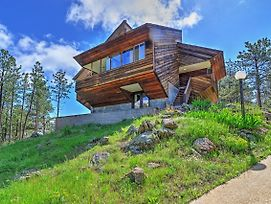 Luxe Boulder 'Barrett House' On Mtn Peak W/Hot Tub photos Exterior