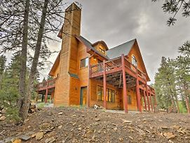 'The Miracle' Hartsel Home On 13 Acres W/Mtn Views photos Exterior
