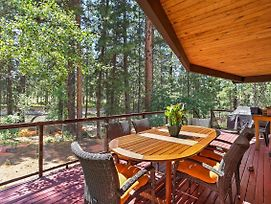 Riverside Winthrop Home W/Hot Tub By Chewuch River photos Exterior