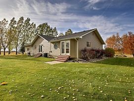 Private 2-Acre Home W/ Views Of The Teton River! photos Exterior