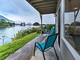 Waterfront Sitka Townhome W/Views - Close To Town! photos Exterior