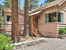 'Rustic Acorn' Wrightwood Cabin W/Deck, Walk To Dt photos Exterior
